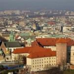 Dzisiejsze miasto Kraków